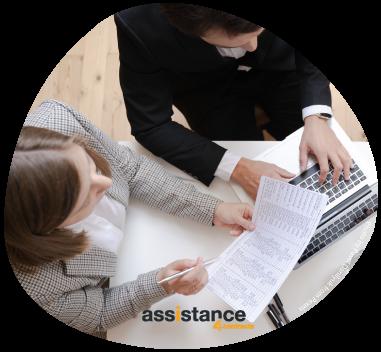 assistance gestione contratti